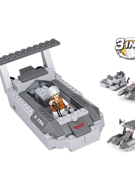 Sluban Landing craft 3-IN-1