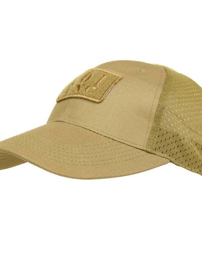 Baseball cap Mesh tactical 101 INC Coyote