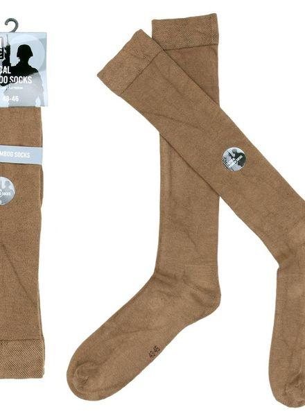 Pr. Tactical Bamboo sokken Coyote