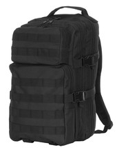 Backpack US assault zwart