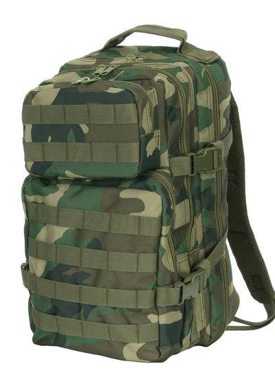 Backpack US assault Woodland