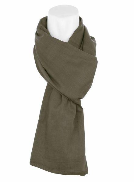 Cheche sjaal Groen