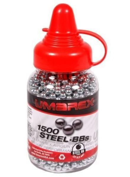 Umarex steel bb's 4.5mm