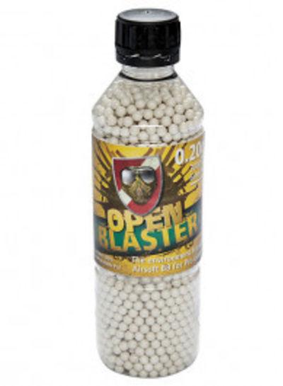 ASG Open blaster bb's 0.20 per fles a 3000 st..