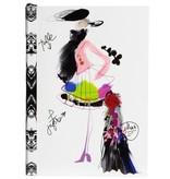 Christian Lacroix Notitieboekje - Fashion Sketch