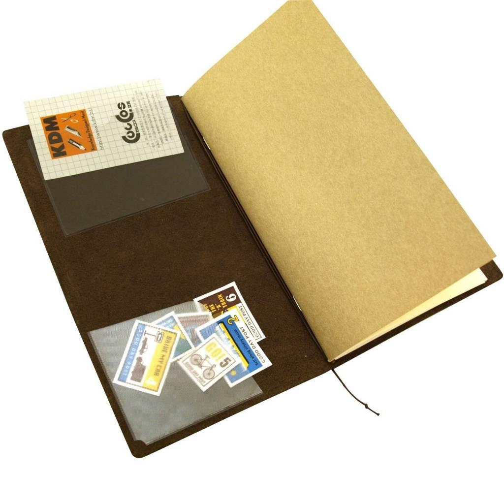 Midori Traveler's Notebook Pocket Stickers (3 pcs) 004