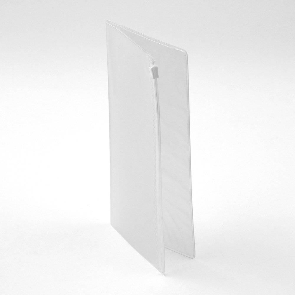 Midori Doorzichtige Pocket met Ritssluiting 008