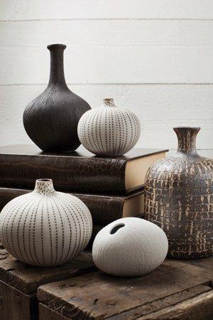 Lindform Vase Anna - Stripes