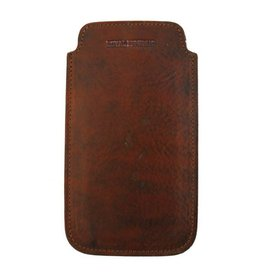 Royal Republiq Phone Sleeve Vintage Leather - Brown