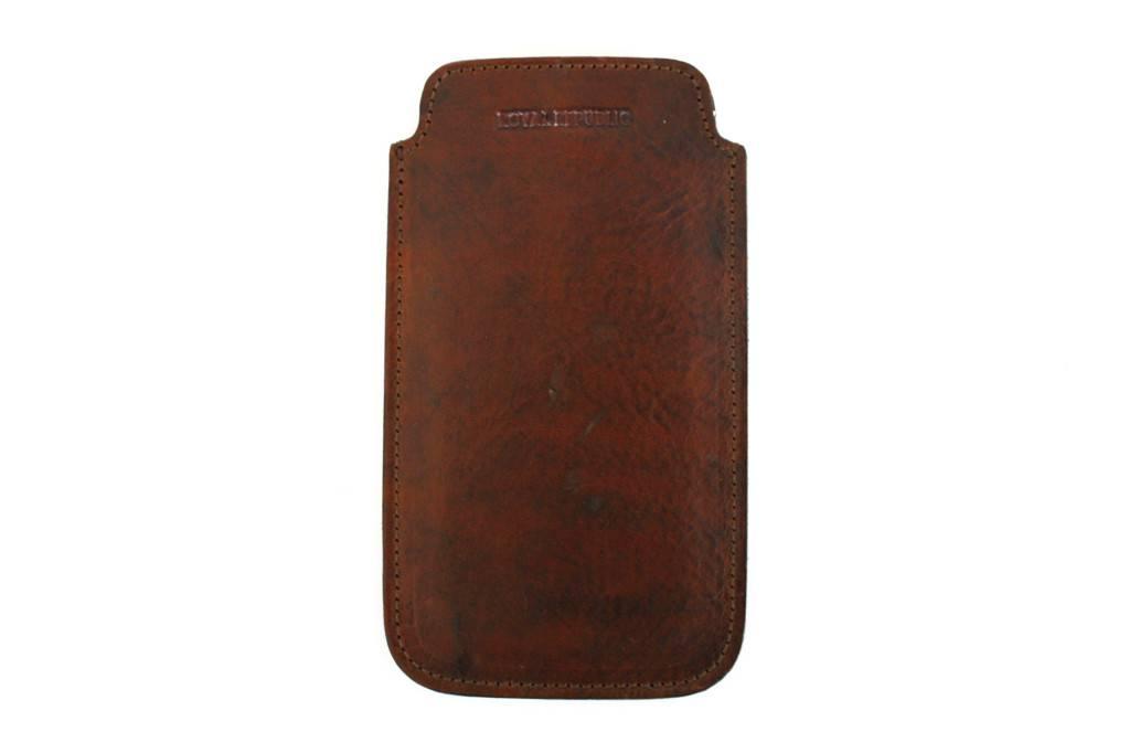 Royal Republiq Telefoon Hoesje Vintage Look - Bruin