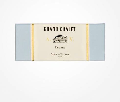Astier de Villatte Incense - Grand Chalet