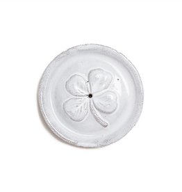 Astier de Villatte Incense Holder - Clover