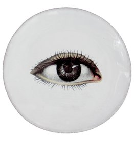 Astier de Villatte John Derian Small Saucer - Right Eye