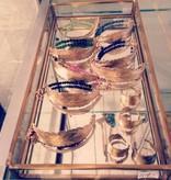 &K Dienblad Glas