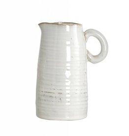 "House Doctor Vase 'The Jug"" White - Small"