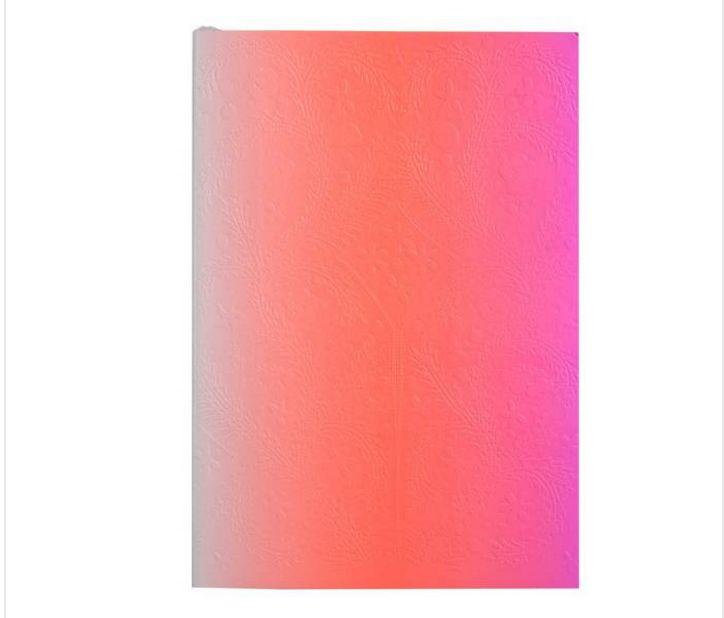 Christian Lacroix Notitieboekje Ombre - Paseo Roze