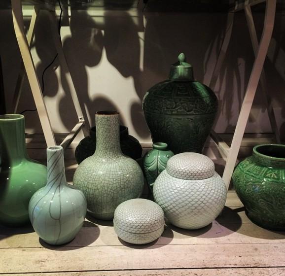 Vase Straight Neck 35 cm