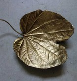Tray Gold Leaf