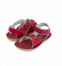Salt-Water Sandals Surfer - Rood