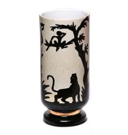 Vase Chinese Shades - Panther