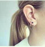 Bobby Rose Earring - Flower