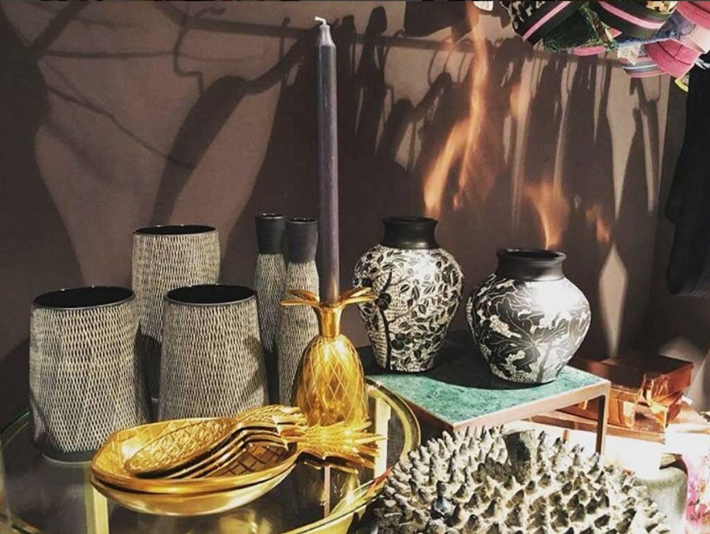 Liv Pineapple Trinket/Bowl - Medium