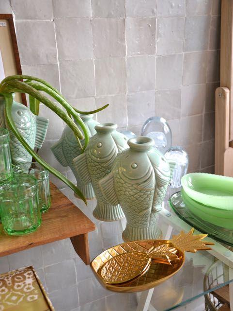 Vase Fish