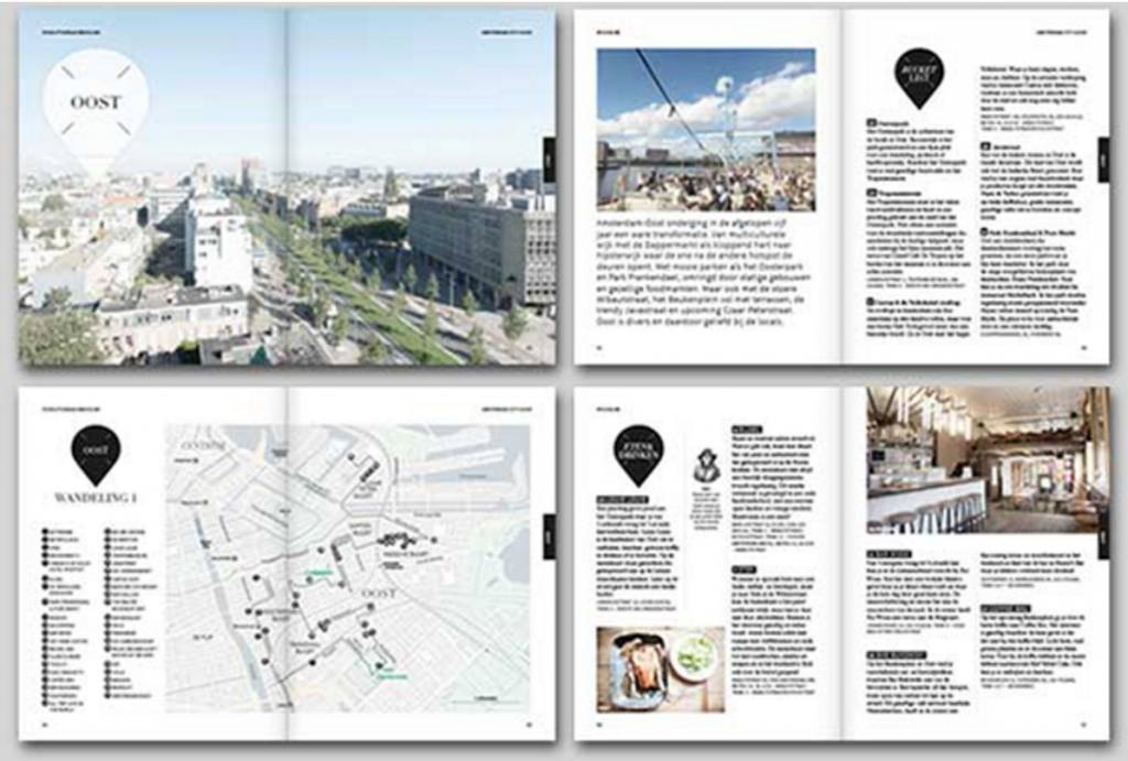 Your Little Black Book De Amsterdam City Guide - Amsterdam