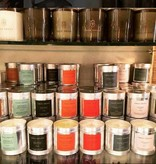 True Grace Walled Garden Candle in tin - Vine Tomato
