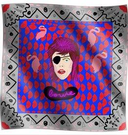 Patricia Nicolás Scarf Silk - Bowie Hairspray