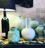 Vase Crackled Celadon