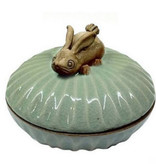 Round Box - Rabbit