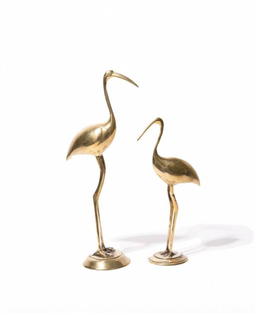 À La Crane Bird - Brass