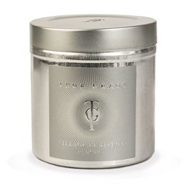 True Grace Walled Garden Candle in Tin - Christmas