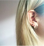 Bobby Rose Earring - Swarovski Clip