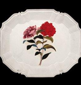 Astier de Villatte John Derian Stuttgart Flower Platter
