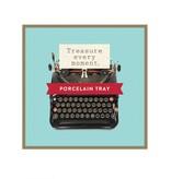 Galison Schaaltje Typewriter