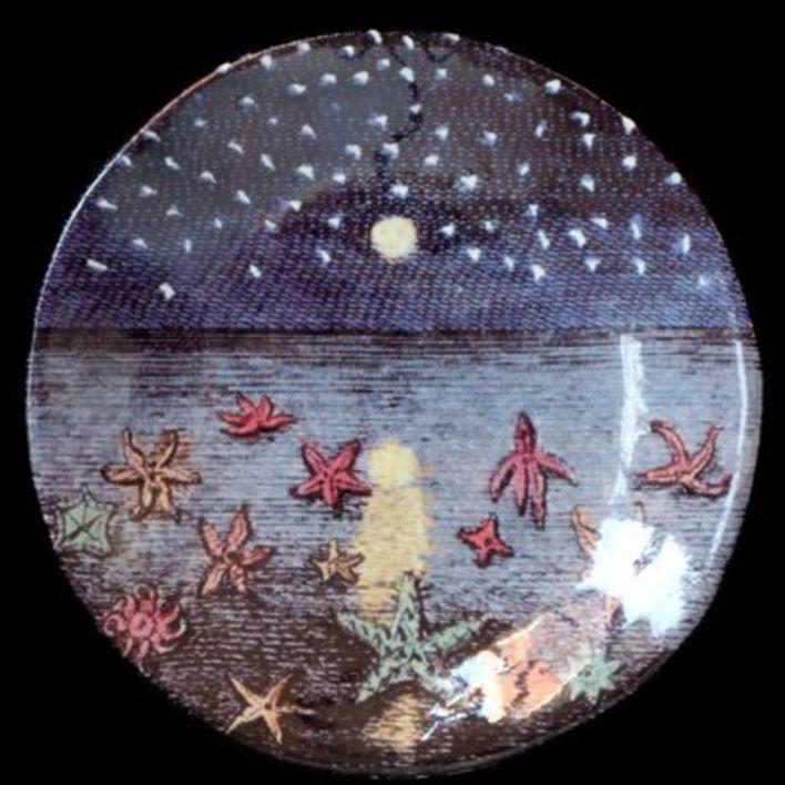 Astier de Villatte John Derian Bordje - Star Fish & Stary Night