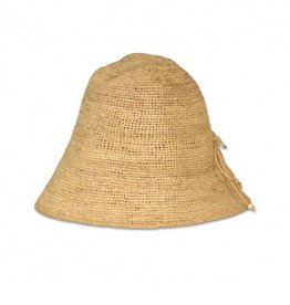 Made in Mada Raffia Hat Cyril - Natural