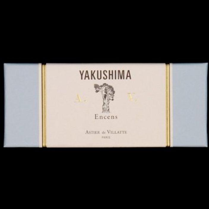 Astier de Villatte Incense - Yakushima