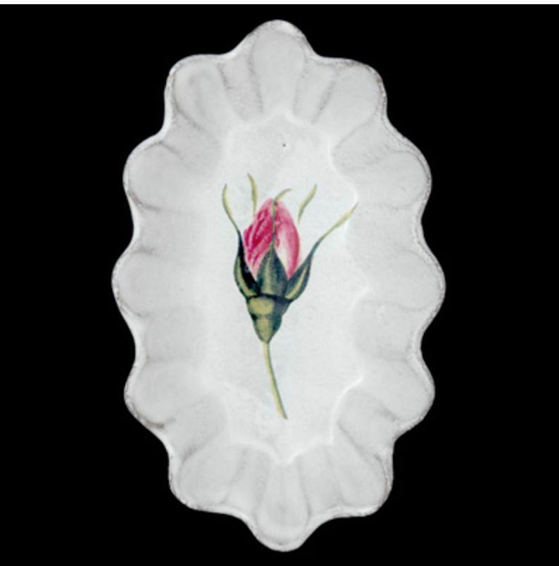 Astier de Villatte John Derian Dish - Rosebud
