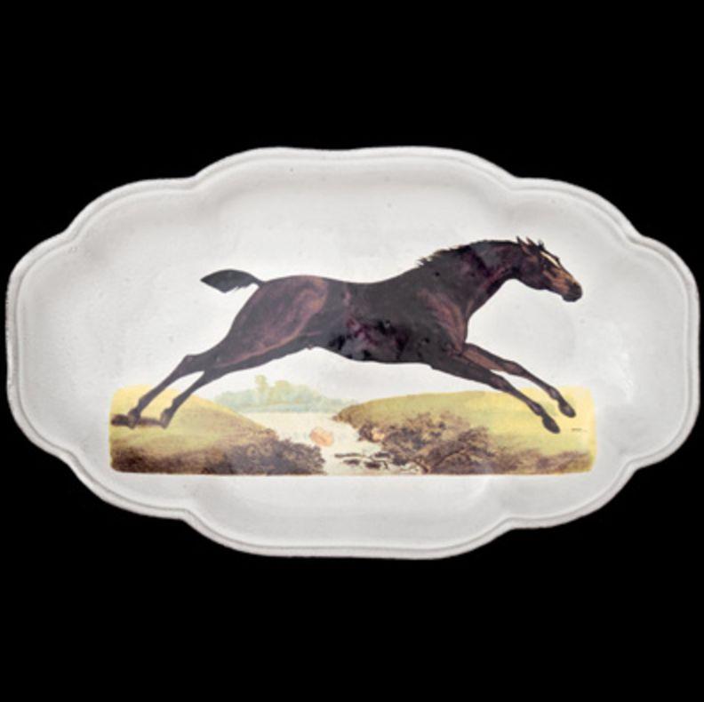 Astier de Villatte John Derian Schaal - Paard
