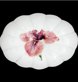 Astier de Villatte John Derian Dish - Iris