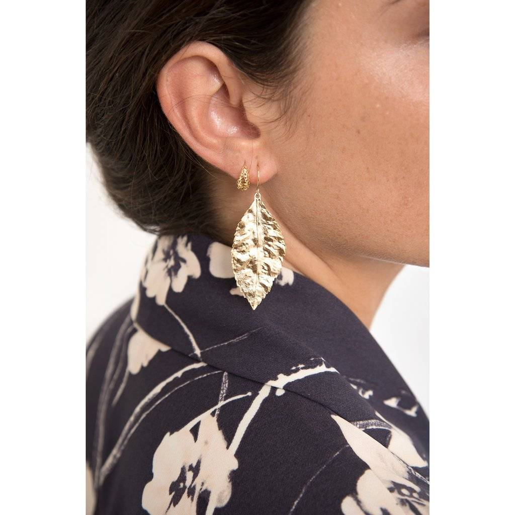 Bobby Rose Earring Foral - Small (a piece)