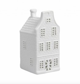 &K Tea Light Holder Canal House - Clock