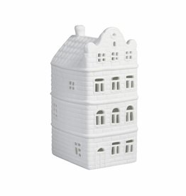 &K Tea Light Holder Canal House - Scrag