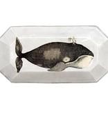 Astier de Villatte John Derian Platter - Whale