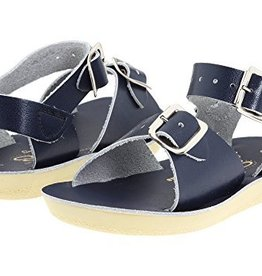 Salt-Water Sandals Surfer - Zwart