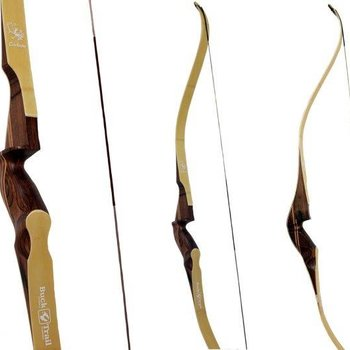 Buck Trail Buck Trail Caribou Traditional Bow