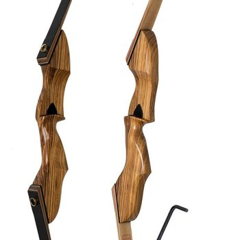 """Oak Ridge Oak Ridge Woodland T/D Hunting 60"""" Nur Mittelstück"""
